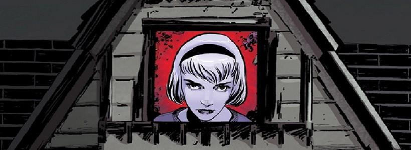 Archie Comics apuesta de nuevo al terror con una nueva serie de Sabrina