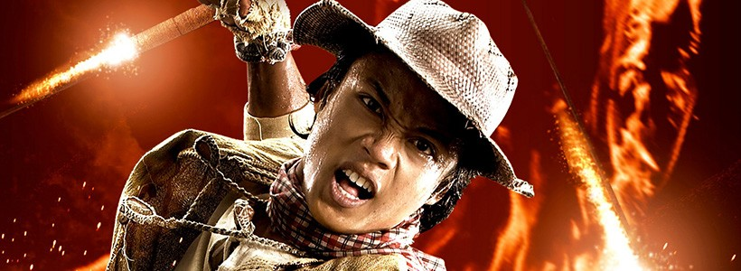 Review: Khon fai bin (Dynamite Warrior)