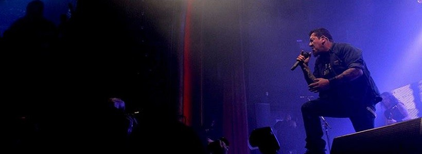 Review: Horcas en vivo en Teatro Vorterix (26-07-2014)