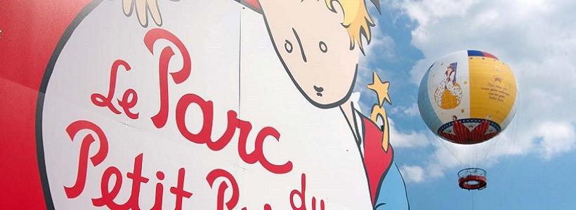 Abren parque temático dedicado al Principito en Francia