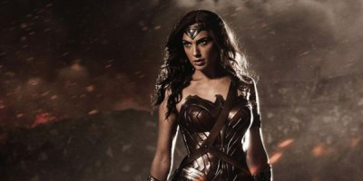 #SDCC2014 Primera imagen oficial de la Wonder Woman de Batman v Superman