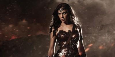 #SDCC2014 Primera imagen oficial de la Wonder Woman de Batman v Superman
