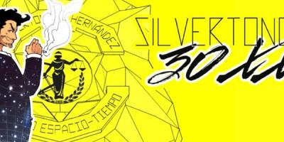 Silvertongue 30XX: Little Nando en su primera incursión como autor de Manga