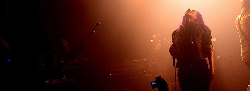 Review: Cirse en vivo en The Roxy Live (27-07-2014)