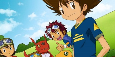 Novedades por el 15vo. aniversario de Digimon