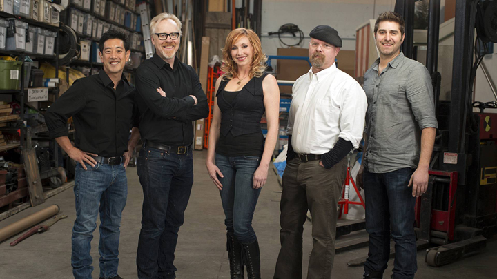 Mythbusters nota