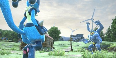 Anunciado Pokkén Tournament, piñas y patadas entre Pokémons!