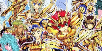 Novedades de Saint Seiya Episodio G: Assassin