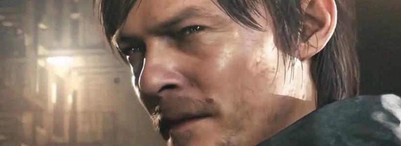 Guillermo del Toro, Hideo Kojima y «Daryl Dixon» presentan el nuevo Silent Hill