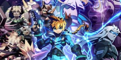 Review: Azure Striker GUNVOLT (3DS)