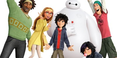 Nuevo trailer de Big Hero 6, lo último de Disney y Marvel