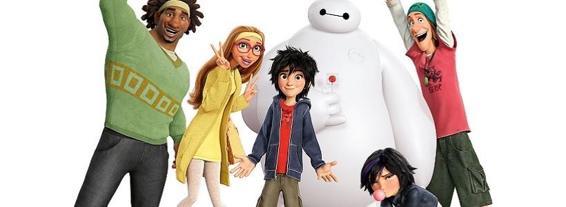 Nuevo trailer de Big Hero 6, lo último de Disney y Marvel