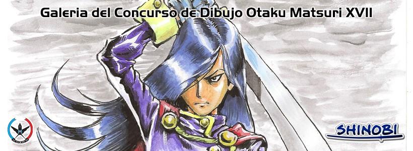 Galeria del Concurso de Dibujo Libre Otaku Matsuri XVII