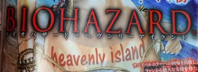 Resident Evil tendrá un nuevo manga llamado Heavenly Island