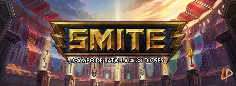 Smite llega a Latinoamérica de la mano de Level Up!