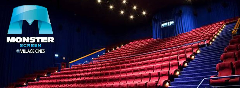 Village Cines inauguró su segunda sala Monster Screen en Pilar