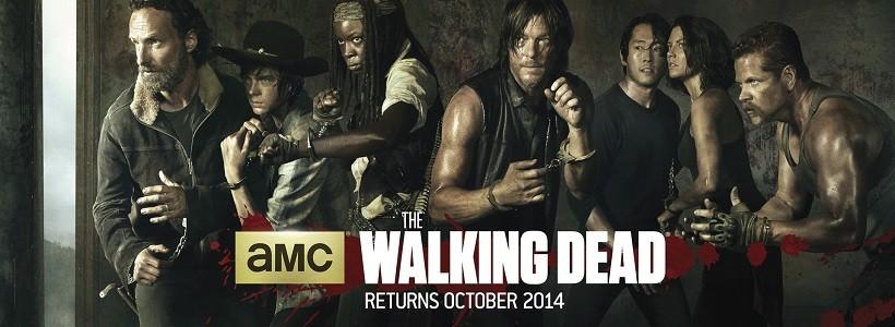 The Walking Dead vuelve a FOX este lunes