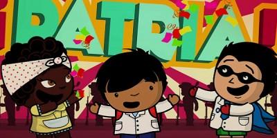 La Asombrosa Excursión de Zamba, nominada a los Premios Emmy Kids