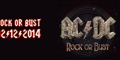"""Noticias, portada y tracklist de """"Rock or Bust"""", lo nuevo de AC/DC"""