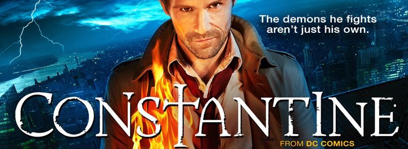 Constantine y su estreno en toda Latinoamérica