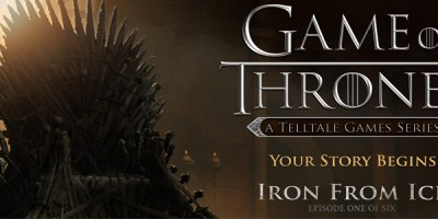 Primer trailer del video juego de Game of Thrones