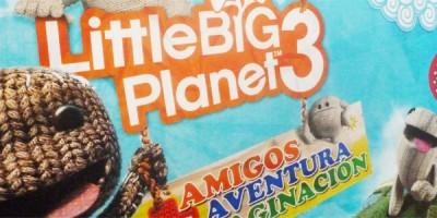 Lanzamiento LittleBigPlanet 3