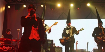 Review: Los Brujos en Teatro Vorterix (02-11-2014)