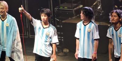 Review: One Ok Rock en Teatro Vorterix (31-10-2014)