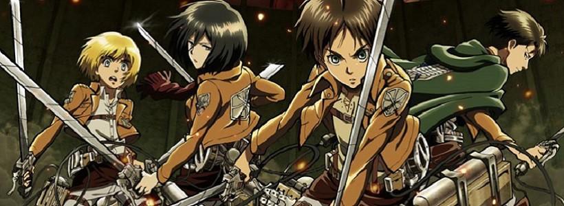 Shingeki no Kyojin, nueva temporada para TV e imágenes del Live Action