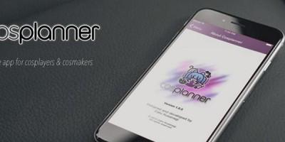 Cosplanner: la aplicación mobile para los cosplayers