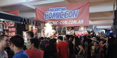 Review: Argentina Comic Con 2014