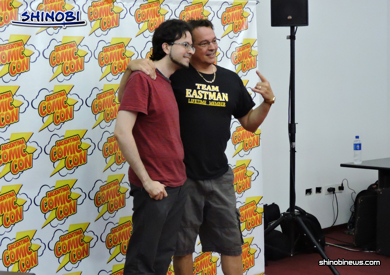 Review argentina comic con 2014 shinobi news for Javier paredes wolverine