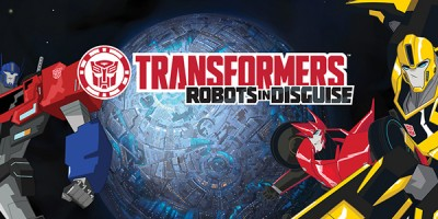 Transformers: Después de su 30vo. aniversario vuelven a la TV en 2015 con Robots in Disguise