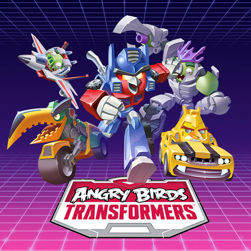 Angry Birds Transformers Nota