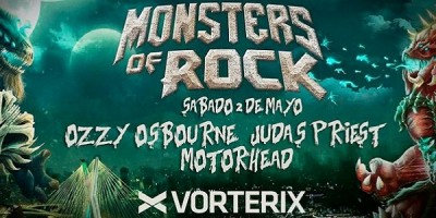 Llega el Monsters Of Rock Argentina 2015: Motorhead, Judas Priest y Ozzy Osbourne prometen mucho metal