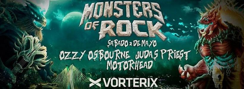 Llega el Monsters Of Rock Argentina 2015: Motorhead, Judas Priest y Ozzy Osbourne prometen mucho metal