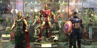 Avengers: Age of Ultron, Hot Toys sorprende con las figuras de la próxima película de Marvel