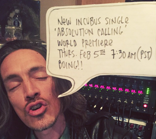Incubus Absolution Calling