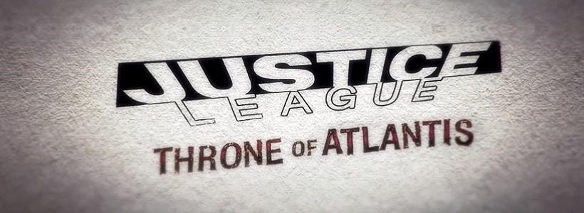Review de Justice League: Throne of Atlantis + Vixen, DC Comics y un arranque de año muy animado