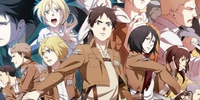 Shingeki no Kyojin, los OVAS