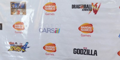 Presentación Bandai Namco Games 2015 en la Argentina