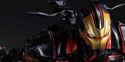 Iron Man por Square Enix, lo nuevo de la línea Variant Play Arts Kai