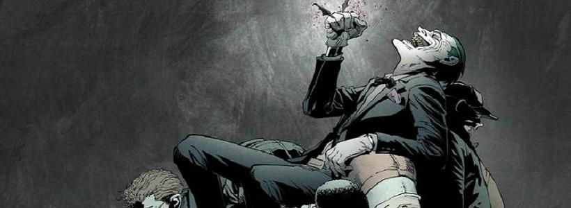 Nuevos aspectos del origen del Joker en DC Comics The New 52