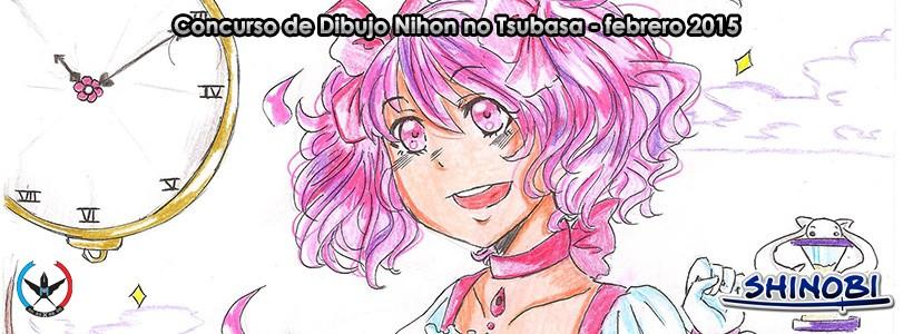 Galería del Concurso de Dibujo Libre Nihon no Tsubasa – Febrero 2015