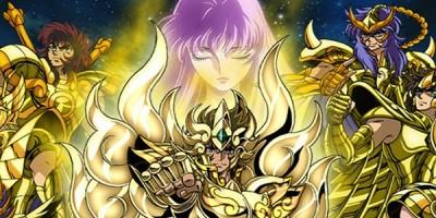 Saint Seiya: Soul of Gold, nuevo trailer y fecha de estreno