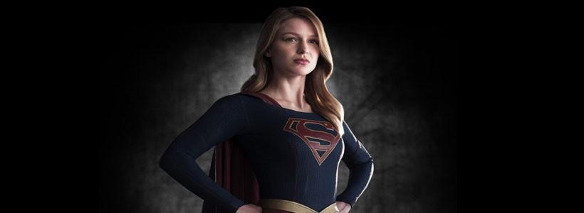 Supergirl llega a la TV de la mano del equipo de Arrow y Flash