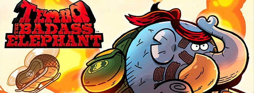 Tembo: The Badass Elephant, lo nuevo de la gente de Game Freak