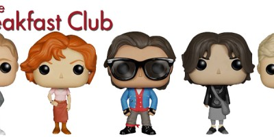 The Breakfast Club por Funko Pop!