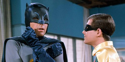 Adam West y Burt Ward anuncian un nuevo film animado de Batman