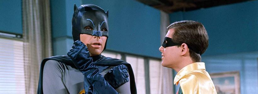 Adam West y Burt Ward anuncian un nuevo film animado de Batman